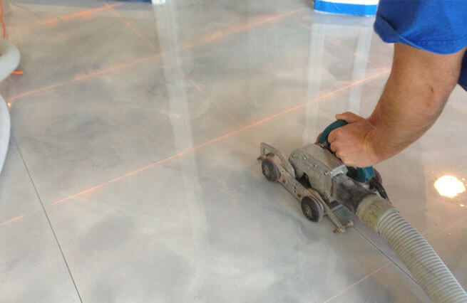 epoxy flooring San Antonio