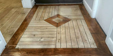 Wood Floor Epoxy