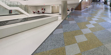 commercial concrete floor epoxy